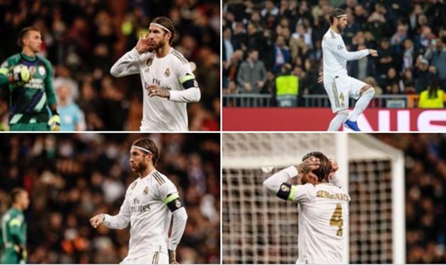 Lý do khiến Ramos không nhường pen - Bóng Đá