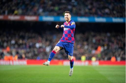 Đây, phản ứng của Messi trong ngày Barca