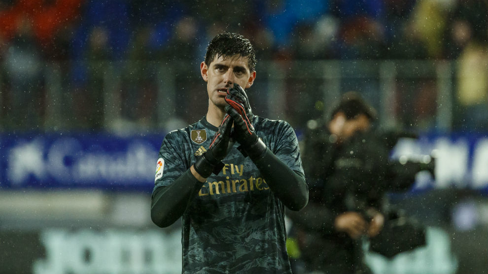 Thibaut Courtois: I always believed in myself - Bóng Đá