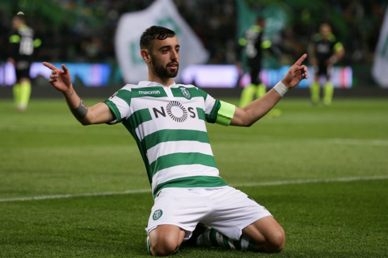 Bruno Fernandes has reportedly contacted Real Madrid about sealing a transfer to the Bernabeu. - Bóng Đá