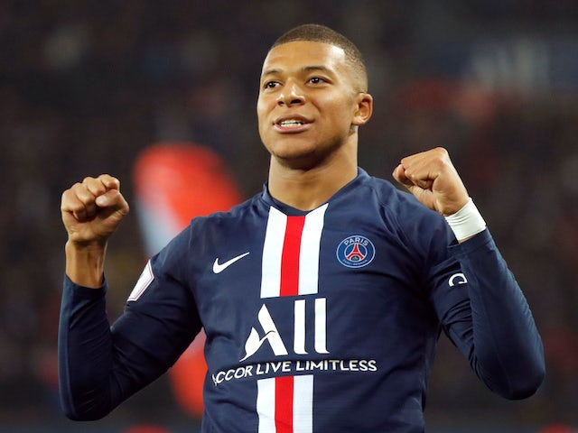 Real Madrid considering £343m bid for Paris Saint-Germain's Kylian Mbappe? - Bóng Đá