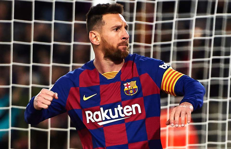Lionel Messi names the only player he has ever asked to swap shirts - Bóng Đá