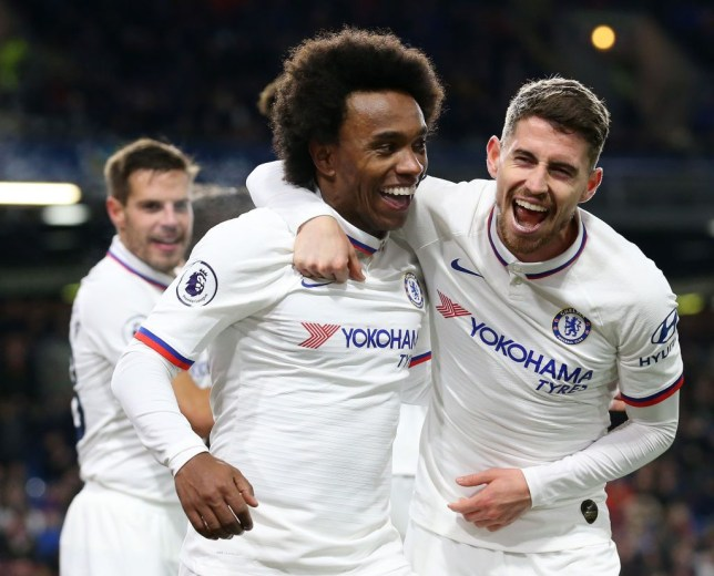 Chelsea face fight to keep hold of Willian with Juventus and Barcelona interested   Read more: https://metro.co.uk/2019/11/13/chelsea-face-fight-keep-hold-willian-juventus-barcelona-interested-11123105/?ito=newsnow-feed?ito=cbshare  Twitter: https://twitter.com/MetroUK | Facebook: https://www.facebook.com/MetroUK/ - Bóng Đá