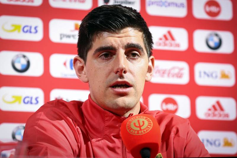 Thibaut Courtois on Criticism: 'I Am One of the Best Goalkeepers in the World' - Bóng Đá