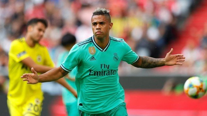 Atletico Madrid are reportedly interested in signing Real Madrid forward Mariano Diaz. - Bóng Đá