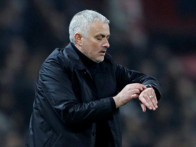 Jose Mourinho eyeing Tottenham Hotspur role? - Bóng Đá