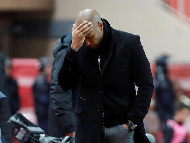 Barcelona 'considered appointing Thierry Henry as manager last season' - Bóng Đá