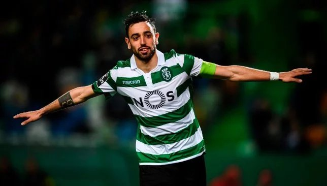 MANCHESTER UNITED GIVEN BOOST IN SIGNING Bruno Fernandes-RATED MIDFIELDER IN JANUARY - Bóng Đá