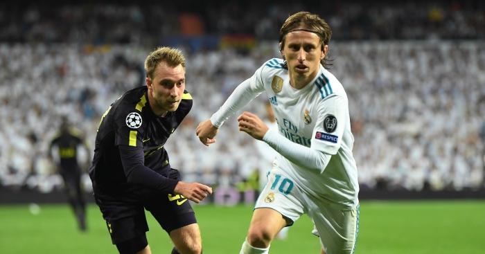 Real muốn dùng Modric làm điều kiện trao đổi Eriksen - Bóng Đá