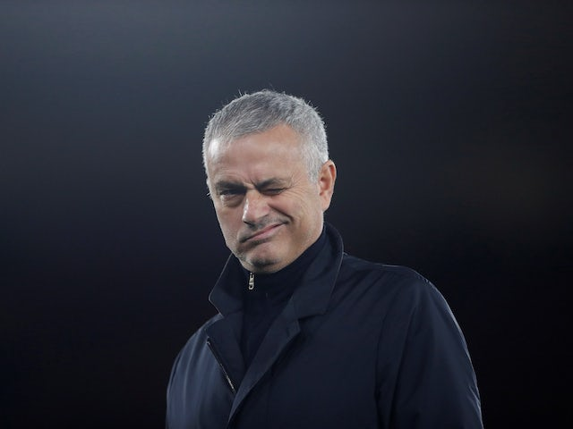Jose Mourinho 'to earn £2m bonus if Tottenham Hotspur make top four' - Bóng Đá