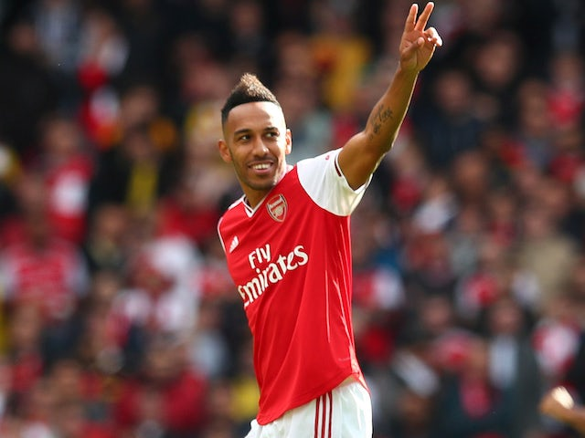 Arsenal 'want Reinier Jesus as Pierre-Emerick Aubameyang replacement' - Bóng Đá