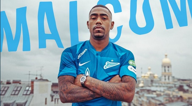 Malcom contacted over potential Barcelona return - Bóng Đá