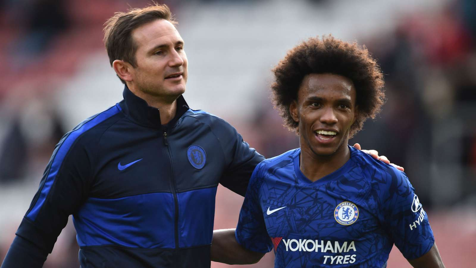 Willian: I won't speak to other clubs in January despite lack of Chelsea contract offer - Bóng Đá