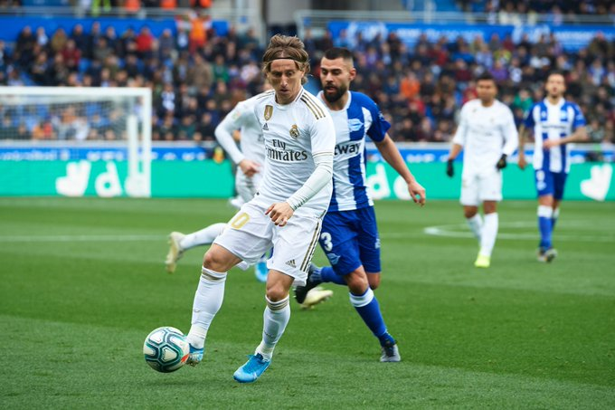 This has been the first time this LaLiga season, Real Madrid won back-to-back away games - Bóng Đá