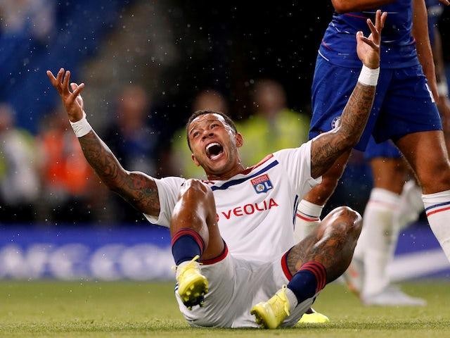 Liverpool, Tottenham Hotspur to battle for Manchester United flop Memphis Depay? - Bóng Đá