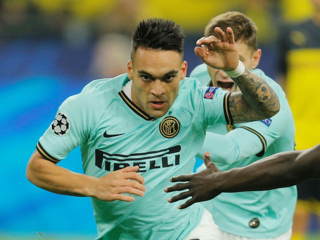 Manchester City 'join Lautaro Martinez race' - Bóng Đá