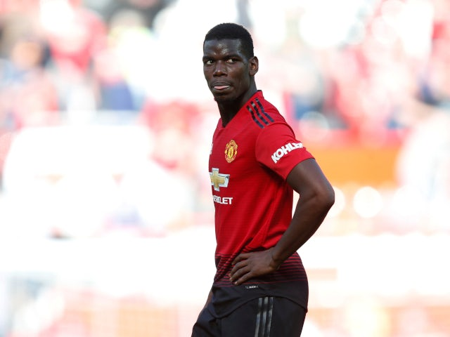 Real Madrid 'to offer Manchester United £42m plus Vinicius Junior for Paul Pogba' - Bóng Đá