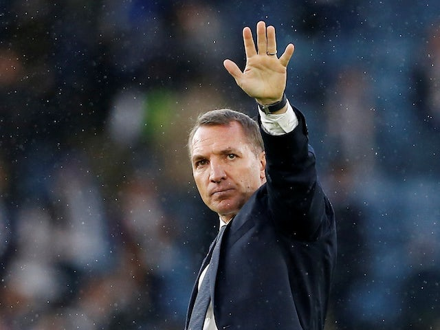 Leicester City to offer Brendan Rodgers new contract amid Arsenal interest? - Bóng Đá