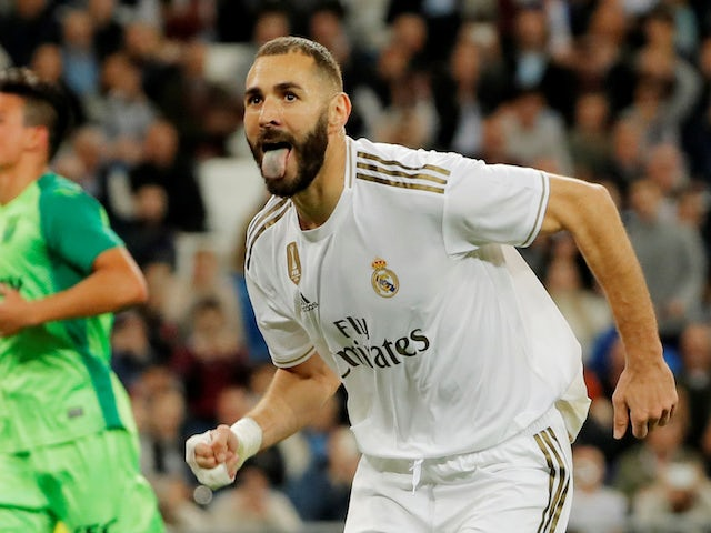 Benzema was allowed to join Real Madrid for less money than Manchester United offered Lyon - Bóng Đá