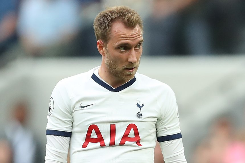 Man United hopeful of Christian Eriksen move in January - Bóng Đá