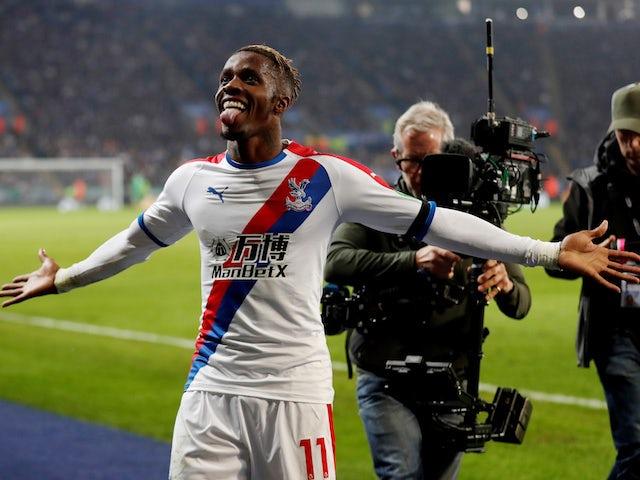 Chelsea chief holds talks with agent over potential £70million summer transfer (Zaha) - Bóng Đá