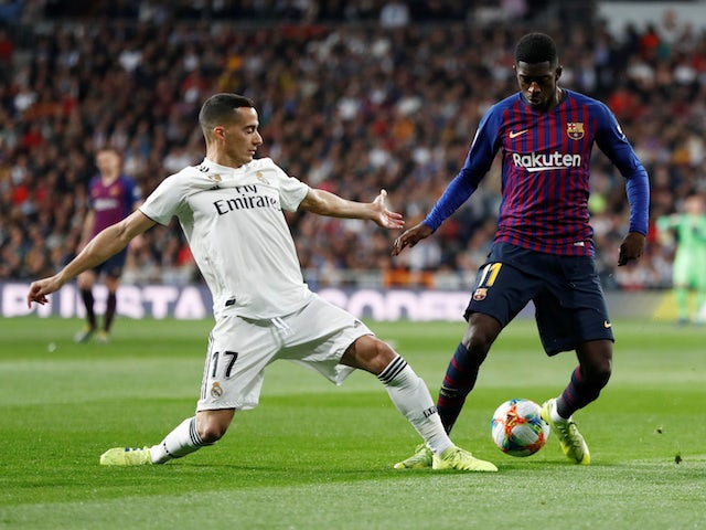 Ousmane Dembele 'expects to leave Barcelona next summer' - Bóng Đá