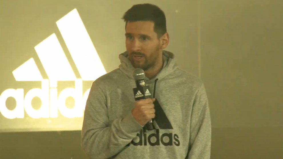 Barcelona  Messi: I am expecting a very strong Real Madrid in the Clasico - Bóng Đá