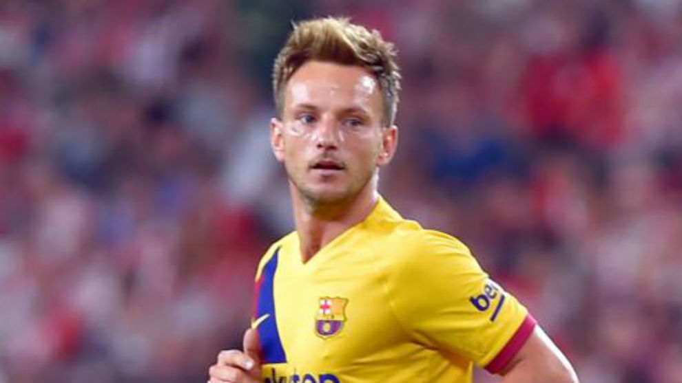 Rakitic to stay at Barca for now - Bóng Đá