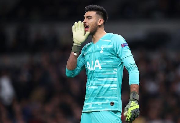 Tottenham open Gazzaniga extension talks - Bóng Đá