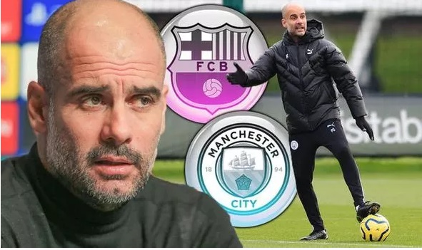 Barcelona primed for Pep Guardiola Man City exit over contract break clause - EXCLUSIVE - Bóng Đá