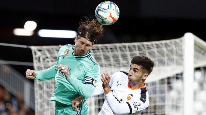 Sergio Ramos: Despite scoring late, a point isn't enough - Bóng Đá
