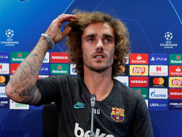 Antoine Griezmann: 'A dream to play in El Clasico' - Bóng Đá