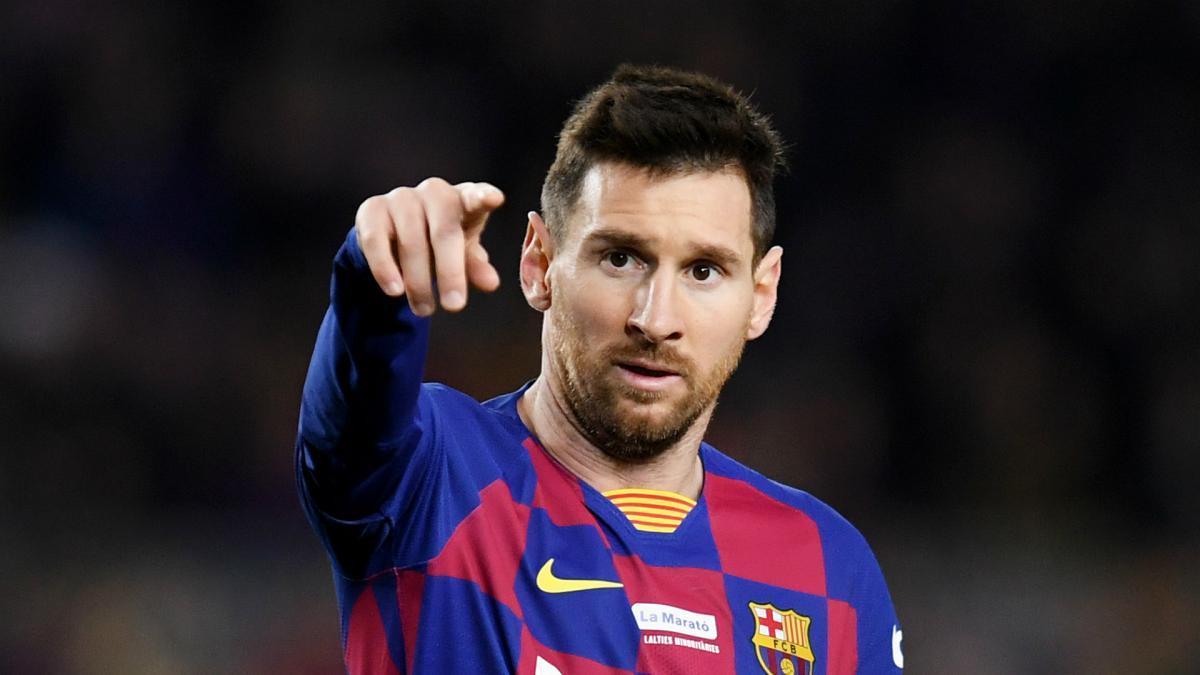 Barcelona superstar Lionel Messi 'approves' Dani Olmo transfer - Bóng Đá
