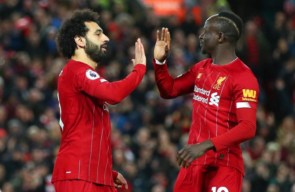 'I'd slap him in his face' - Demba Ba makes Sadio Mane claim about Lionel Messi - Bóng Đá