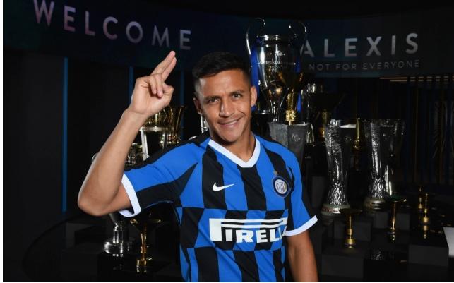Inter players want Alexis to stay at San Siro - Bóng Đá