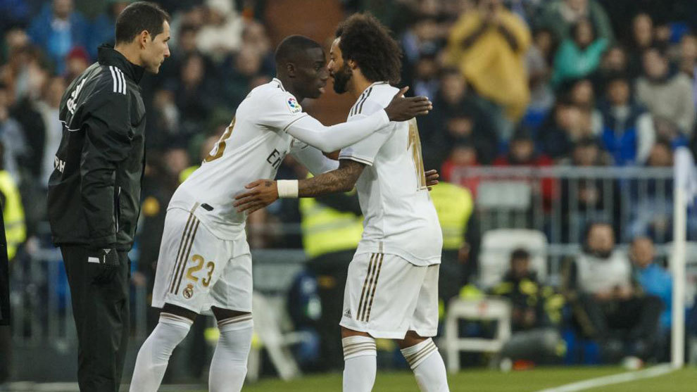 Mendy keeps gaining ground on Marcelo - Bóng Đá