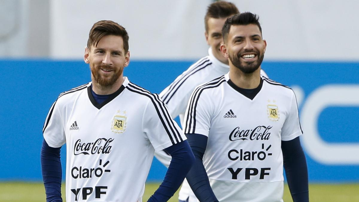 Barca từ chối đề nghị mua Aguero từ Messi - Bóng Đá