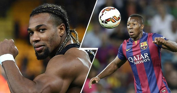 Adama Traore admits he'd be open to re-joining Barcelona despite 'not leaving on the best of terms'...  - Bóng Đá