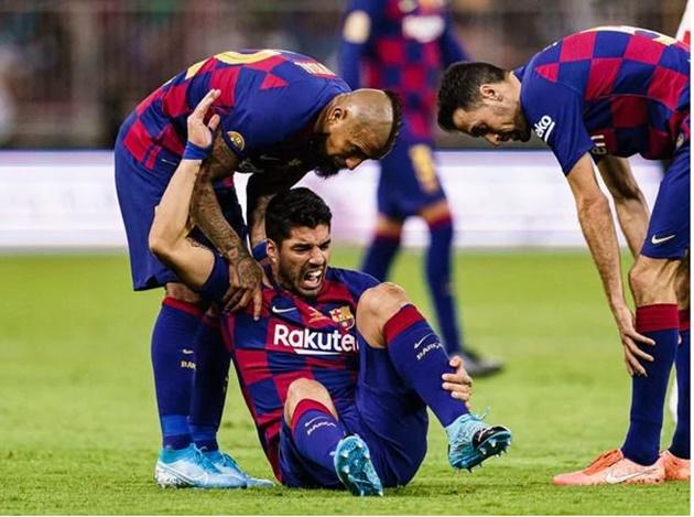Setien có nên tìm phương án thay thế Luis Suarez? - Bóng Đá