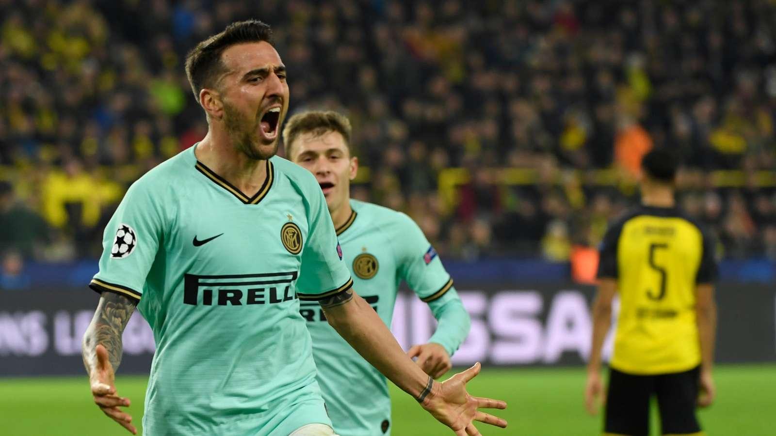 Inter reject offer from Man Utd for Vecino - Bóng Đá
