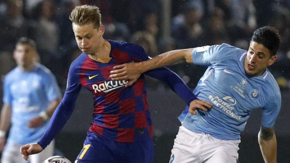 De Jong: I want to win everything with Barcelona, but if I have to choose, I'd go for the Champions League - Bóng Đá