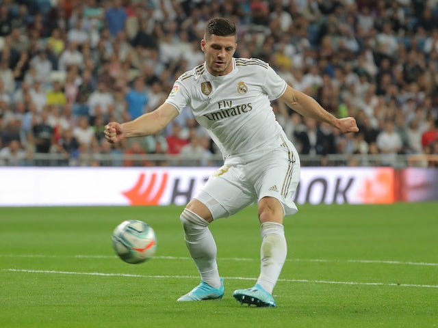 Zinedine Zidane: 'Luka Jovic goal will come' - Bóng Đá