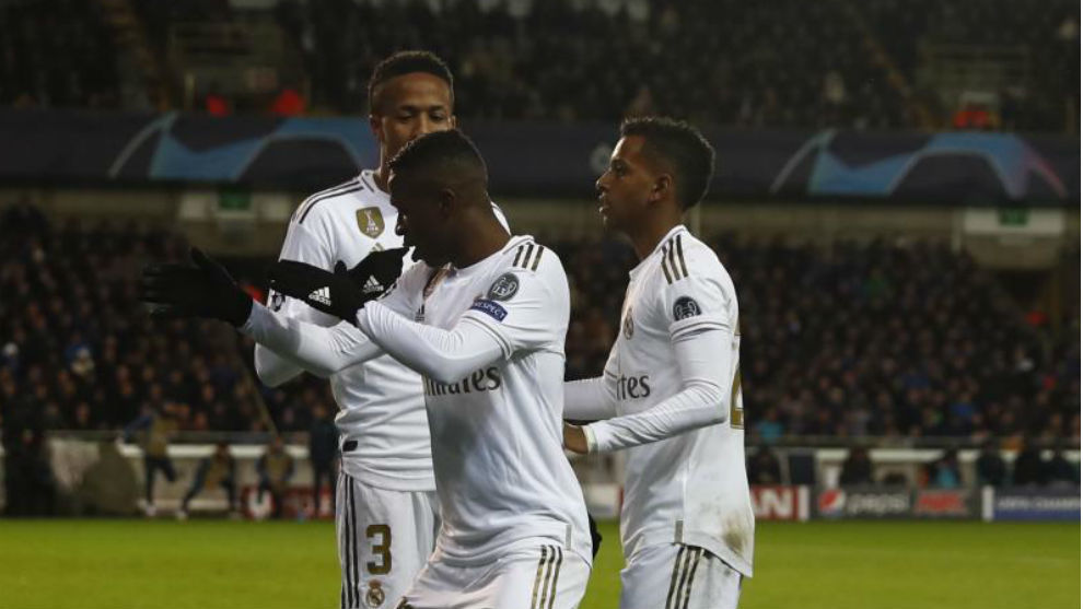 Vinicius: The goals will come, I'm 19 years old - Bóng Đá