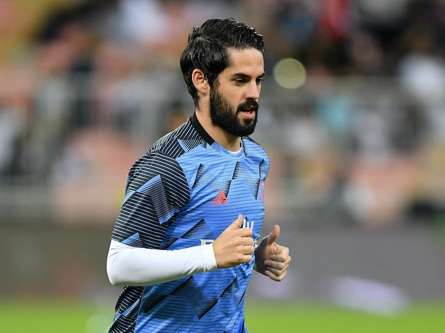 Arsenal, Chelsea 'lining up £63m Isco moves' - Bóng Đá