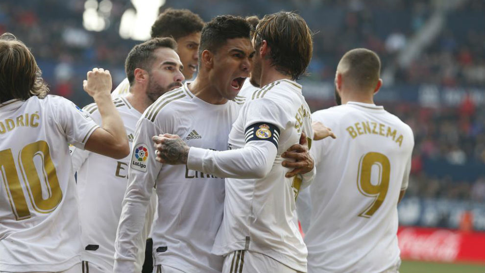 Real Madrid  Casemiro: From his debut in Sabadell to a boss of the Real Madrid midfield - Bóng Đá