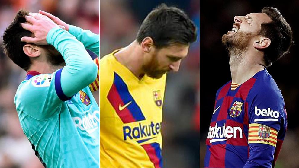 Messi's worst winter - Bóng Đá