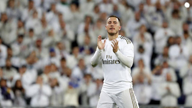 Hazard: I'm very happy with my performance, but not the result - Bóng Đá