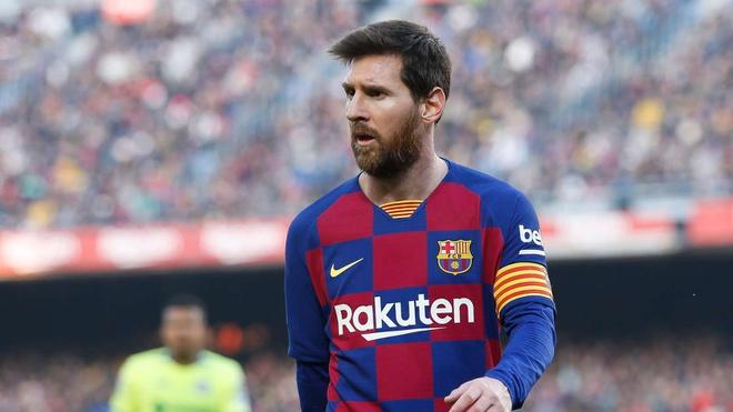 Messi can play on until he's 38 - Puyol - Bóng Đá