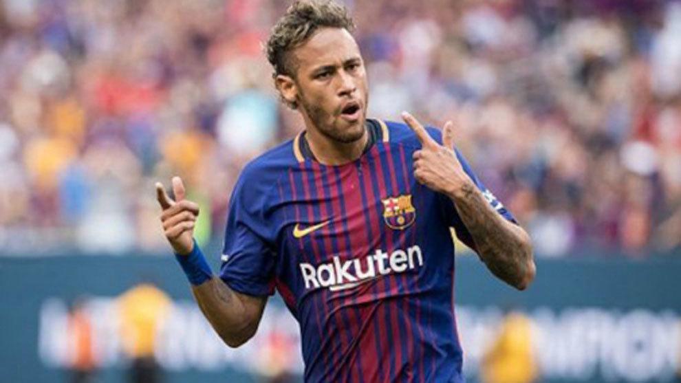 Santos demand Barcelona pay a further 4.5 million euros for Neymar transfer - Bóng Đá