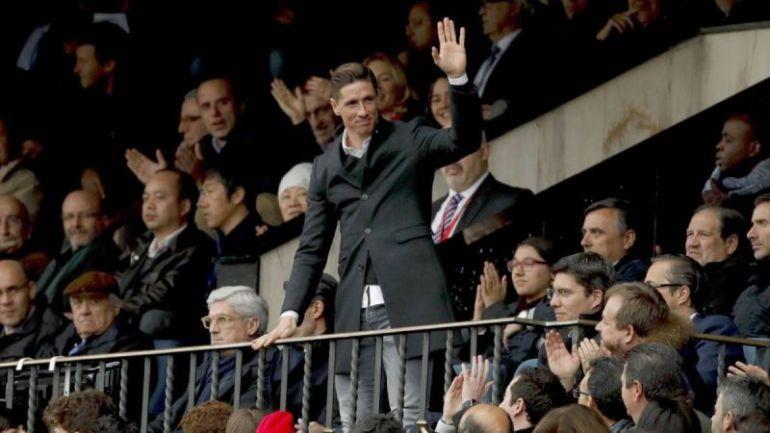 Fernando Torres accepted Atletico Madrid invitation for win over Liverpool - Bóng Đá